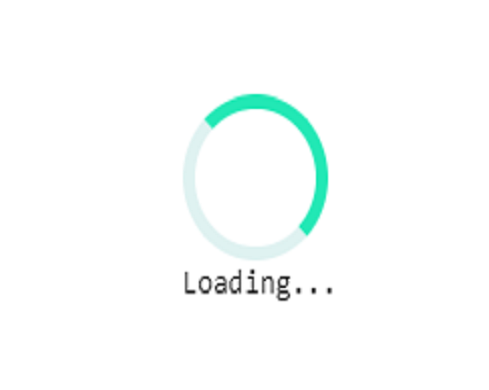 Featured Project - Loading Animation